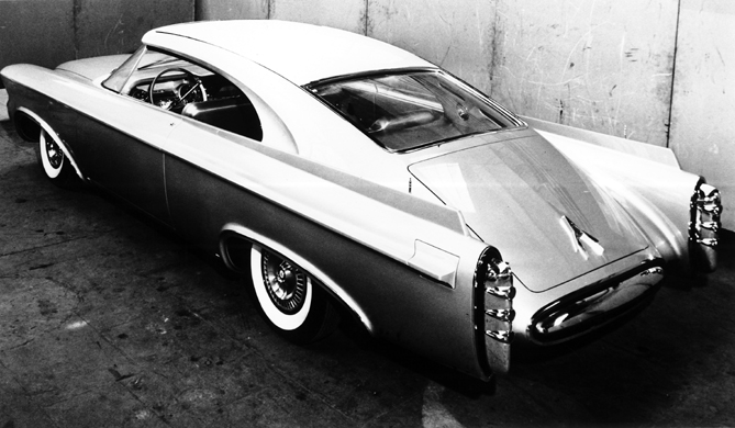 Random Car Review: The 1956 Chrysler Norseman, The Concept Car That Never Made It To The Show