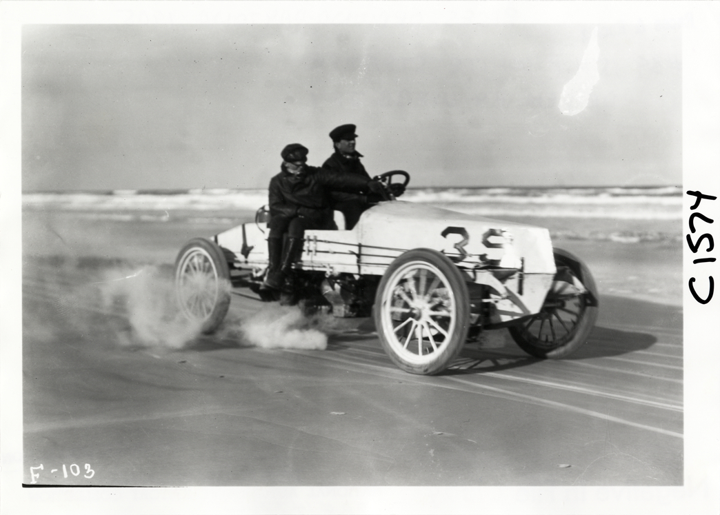 Before Bonneville: More Incredible Images From Ormond Beach, Florida – The One Time World Center Of Speed