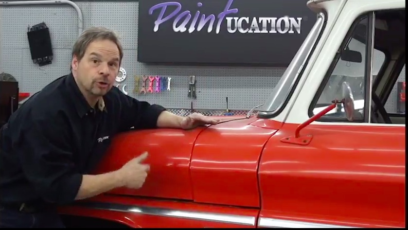 Body Work Tech Video: Paintucation's Kevin Tetz Takes You Through The Basics Of Panel Alignment