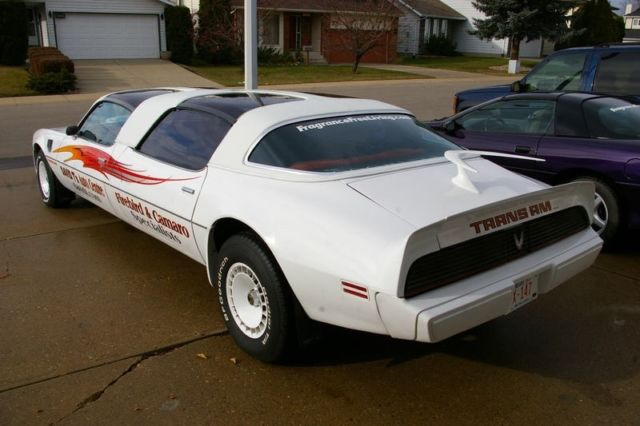 Oh Canada – This Four Door 1980 Trans-Am Is One Freaky Limo-ish Thing