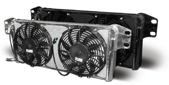 AFCO Cooling Releases Host Of New Heat Exchangers For Modern GM Muscle Cars