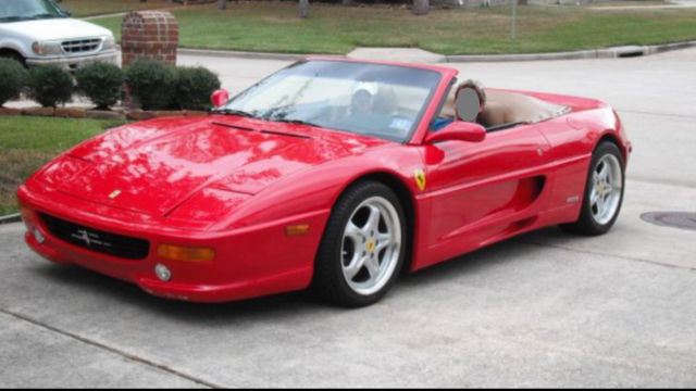 When Is A Kit Ferrari Better Than The Real Deal? This Fiero-turned-F355 Has Us Intrigued…