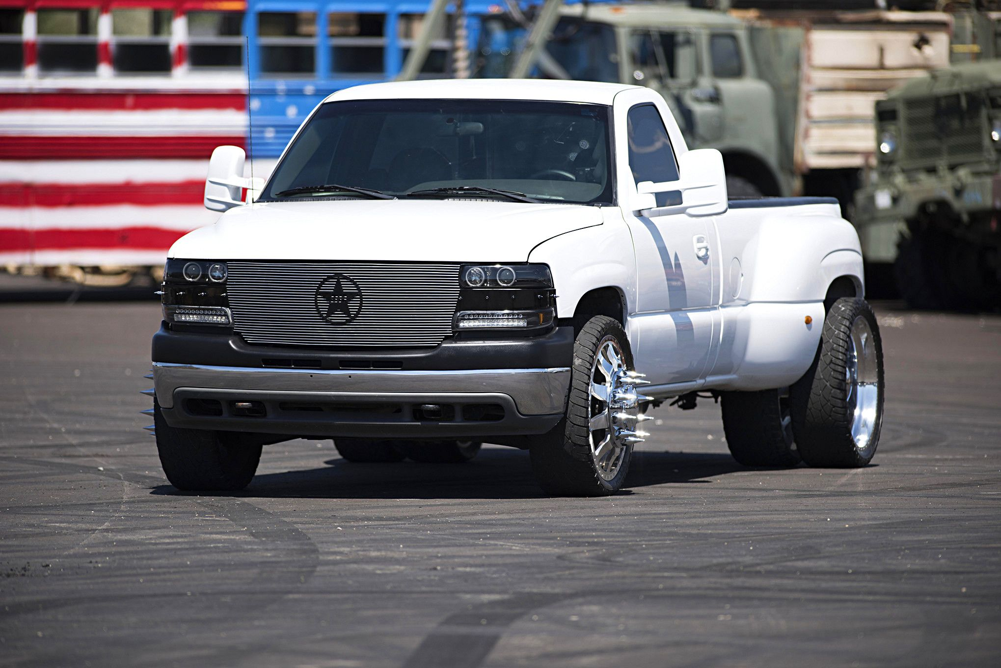This Single Cab Dualie Has A Duramax, The Right Number Of Doors, The Ride Number Of Tires, and A Six Speed!