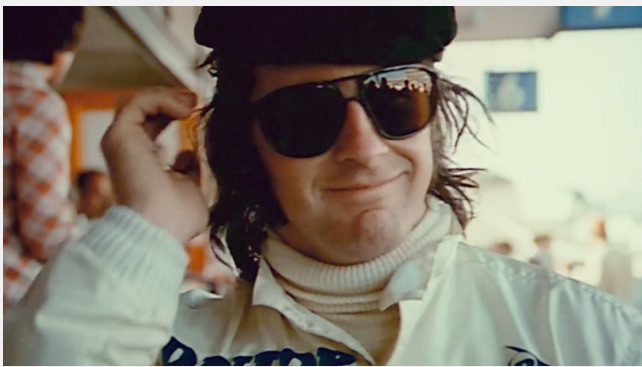 This Commercial Featuring Legendary Driver Sir Jackie Stewart Cements His Place As One Of The Coolest Guys Ever