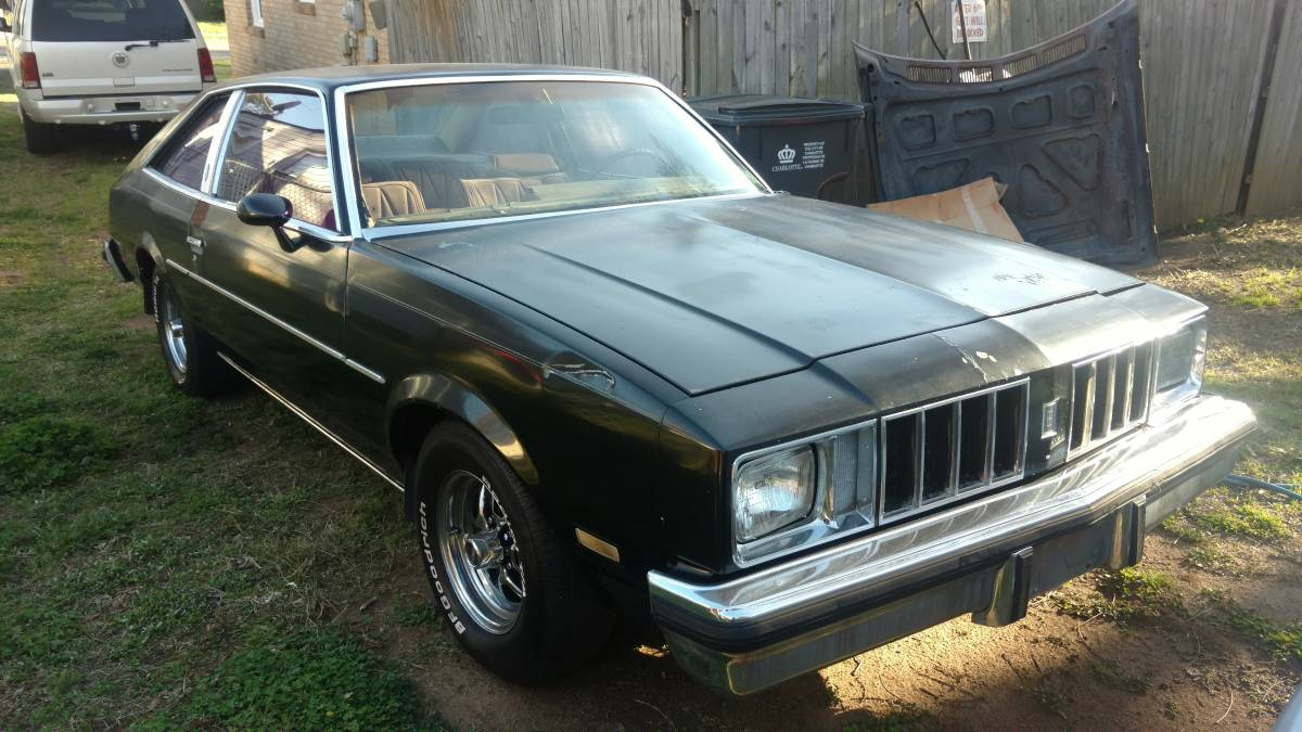 How Would You Build It: This 1979 Oldsmobile 442 Slant-Back Needs Power, But What Else?