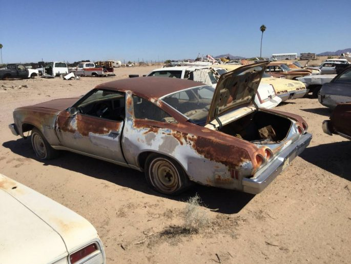 Impound Cars For Sale >> BangShift.com Looking For Project Car Material? An Impound ...