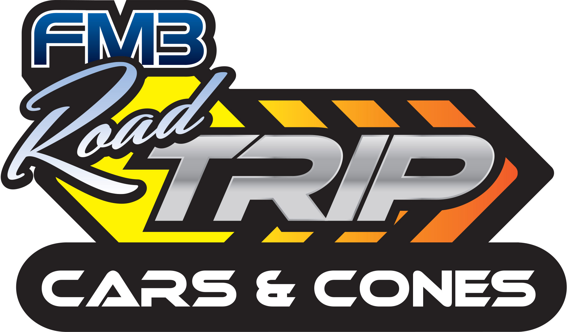FM3 Road Trip: Cars And Cones FREE LIVE Streaming Coverage, Presented by RIDETECH Starts Monday April 24th!