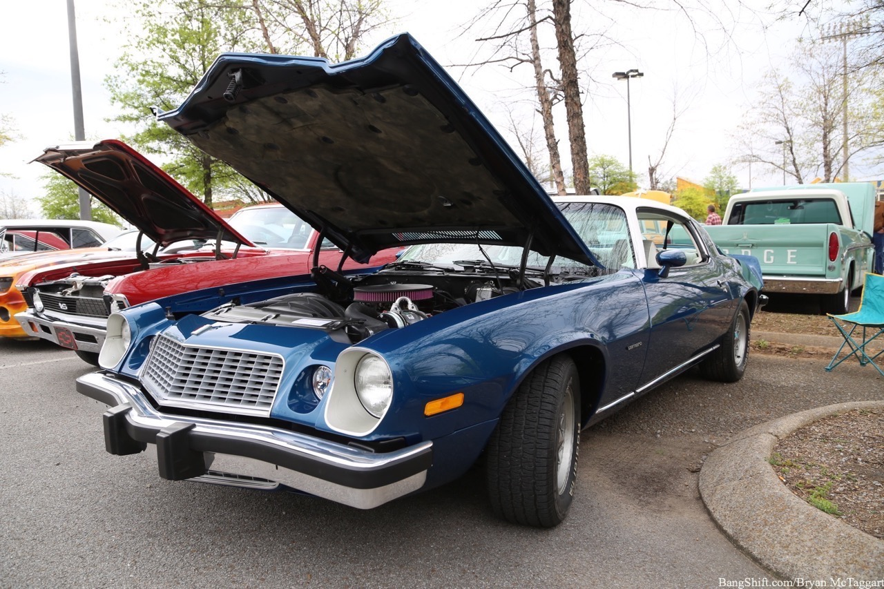 Chattanooga Cruise-In At Coker Tire 2017: It's Like A Cars And Coffee, But Better (And Less Likely To Kill You!)