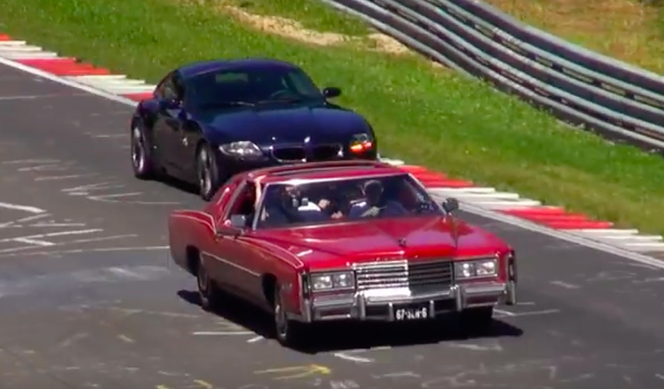 Appropriate Is Relative: Check Out Some Nurburgring Oddities!