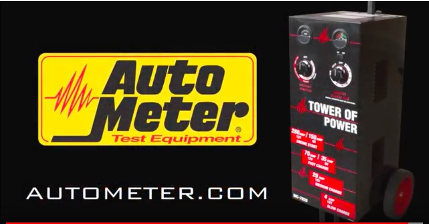 Are You In The Market For A Pro Level Battery Charger? The Auto Meter Tower Of Power Is The One You Need