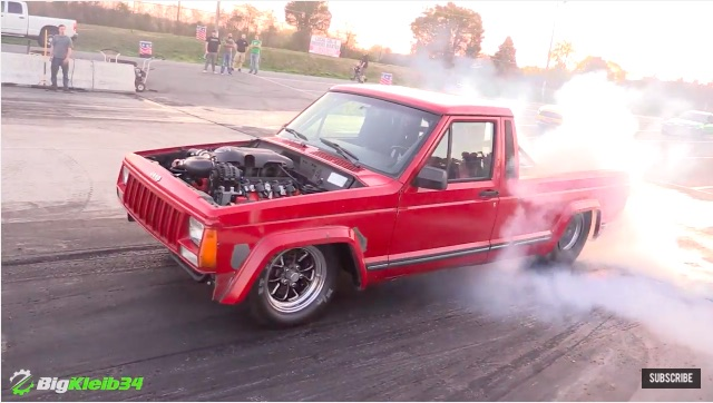 A Full-Race Jeep Comanche? Engine Be Damned, Yes Please!