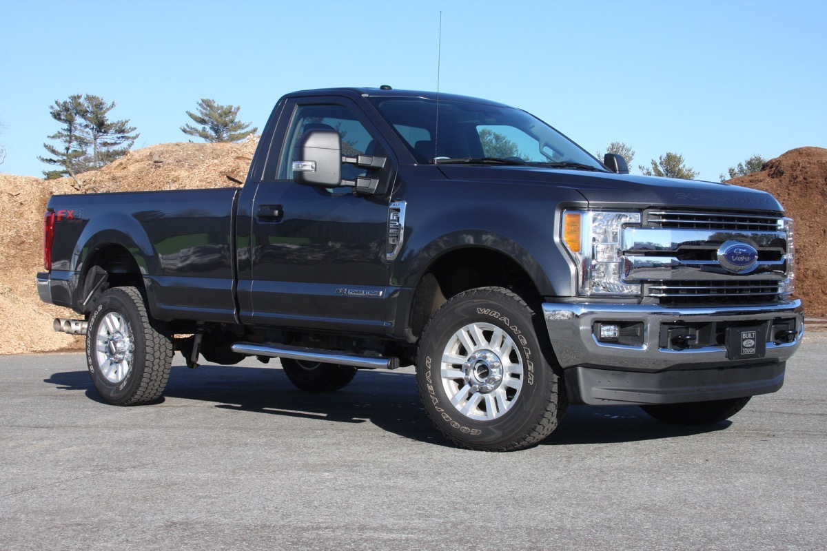 F250 6.7 Powerstroke >> Bangshift Com 2017 Ford F 250 Super Duty With 6 7l Power Stroke V8