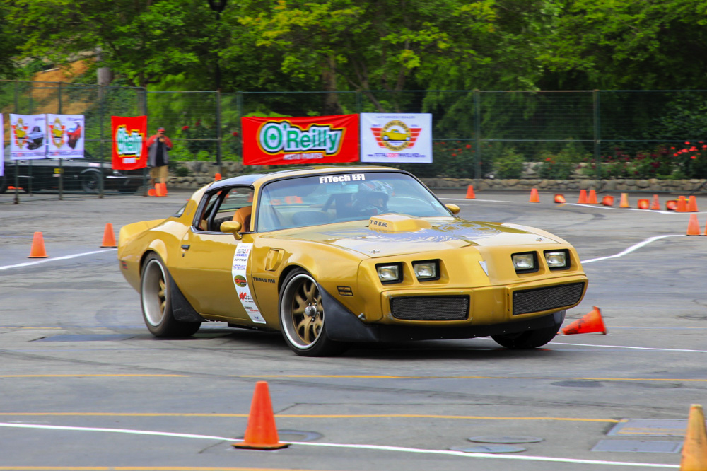 2017 Street Machine and Muscle Car Nationals: More Autocross Action In The Sea Of Cones