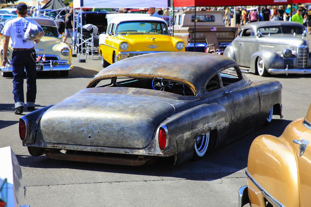 Viva Las Vegas 2017: More Slammed, Chopped, Straight Axle, Shiny, Rusty, and Cool Cars
