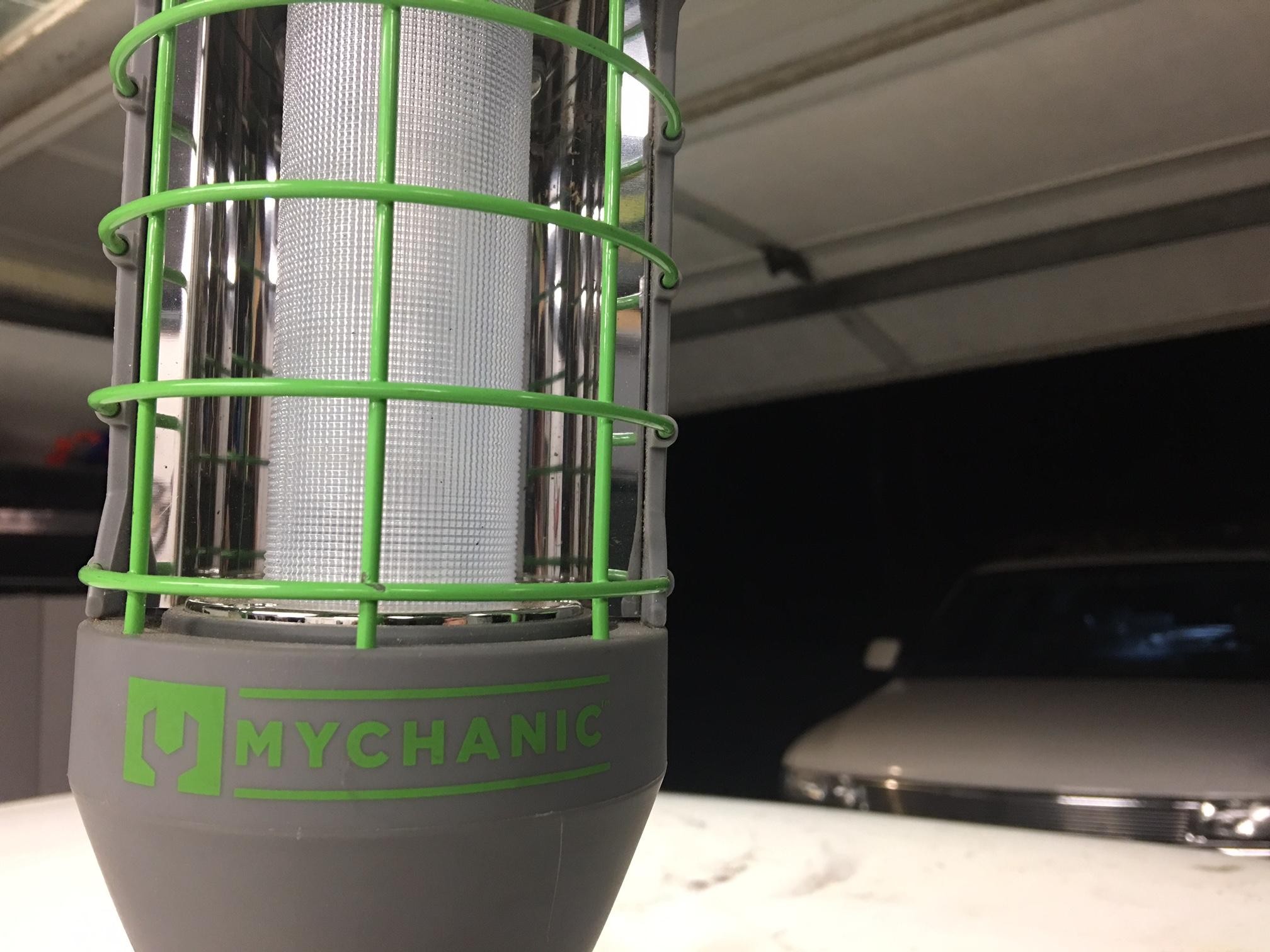 New Product Shop Test: The MYCHANIC Rechargeable MEK LED Drop Light