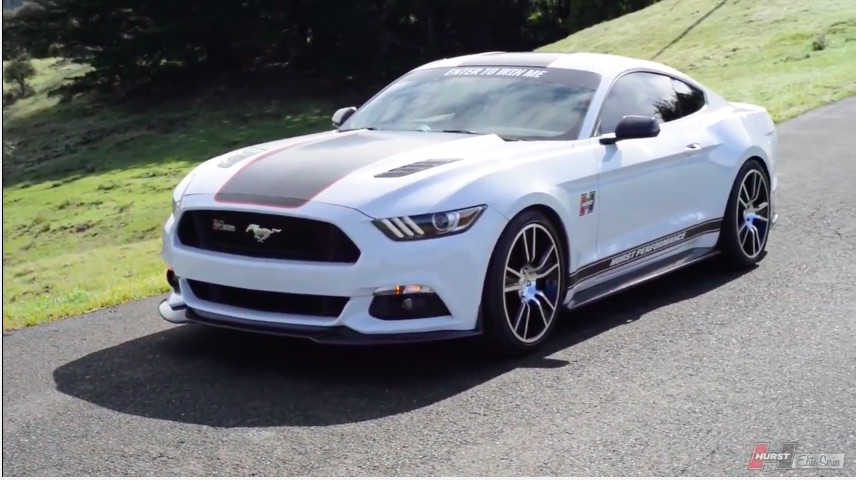 Here's How To Enter The Hurst Elite Series Mustang GT Giveaway – Easy and Free!