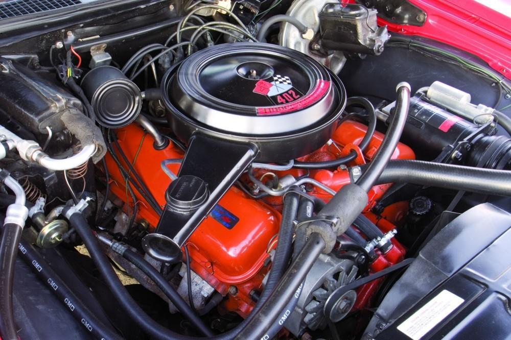 Bangshift Com 402ci Big Block Chevrolet Engine History And