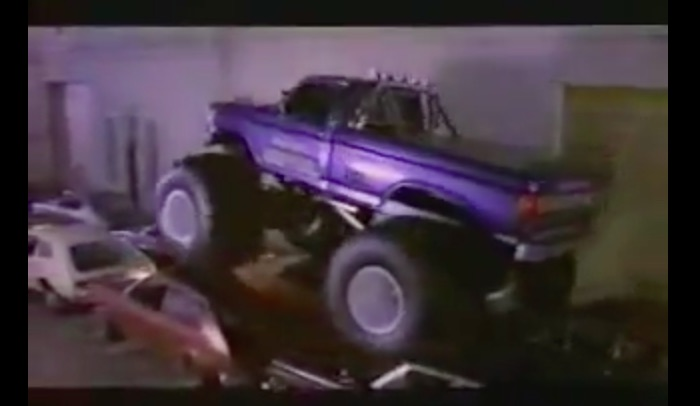 Watch A Ford Ranger Turn Into The Bigfoot Monster Truck In This 1980s Cigarette Commercial