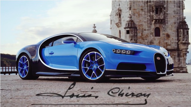 Who Was Louis Chiron And Why Is He The Name For Bugatti's New Road Missile? Carfection Gives You The History Lesson Here!