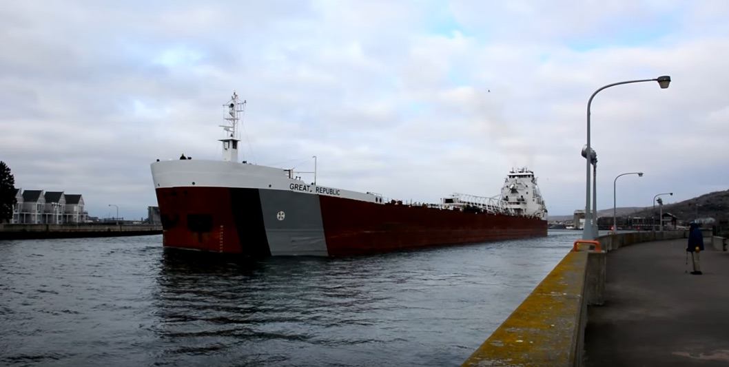 Shut Up Already! (Or Don't) These Huge Ships Blowing Their Horns Mean Lots More Than Just Noise (Video)