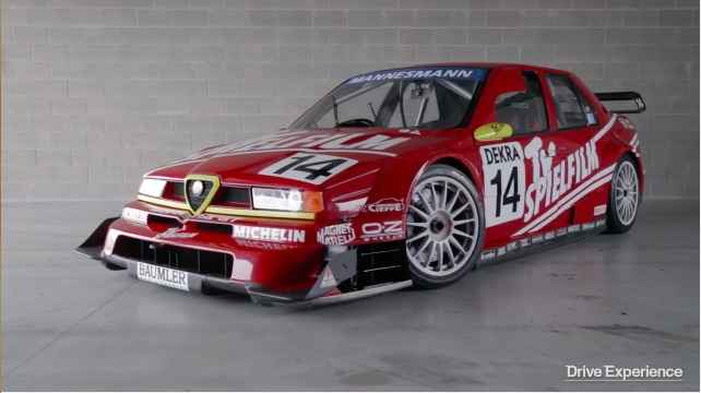 Touring Car Infamy: The Alfa Romeo 155 Ti, Driven In Anger