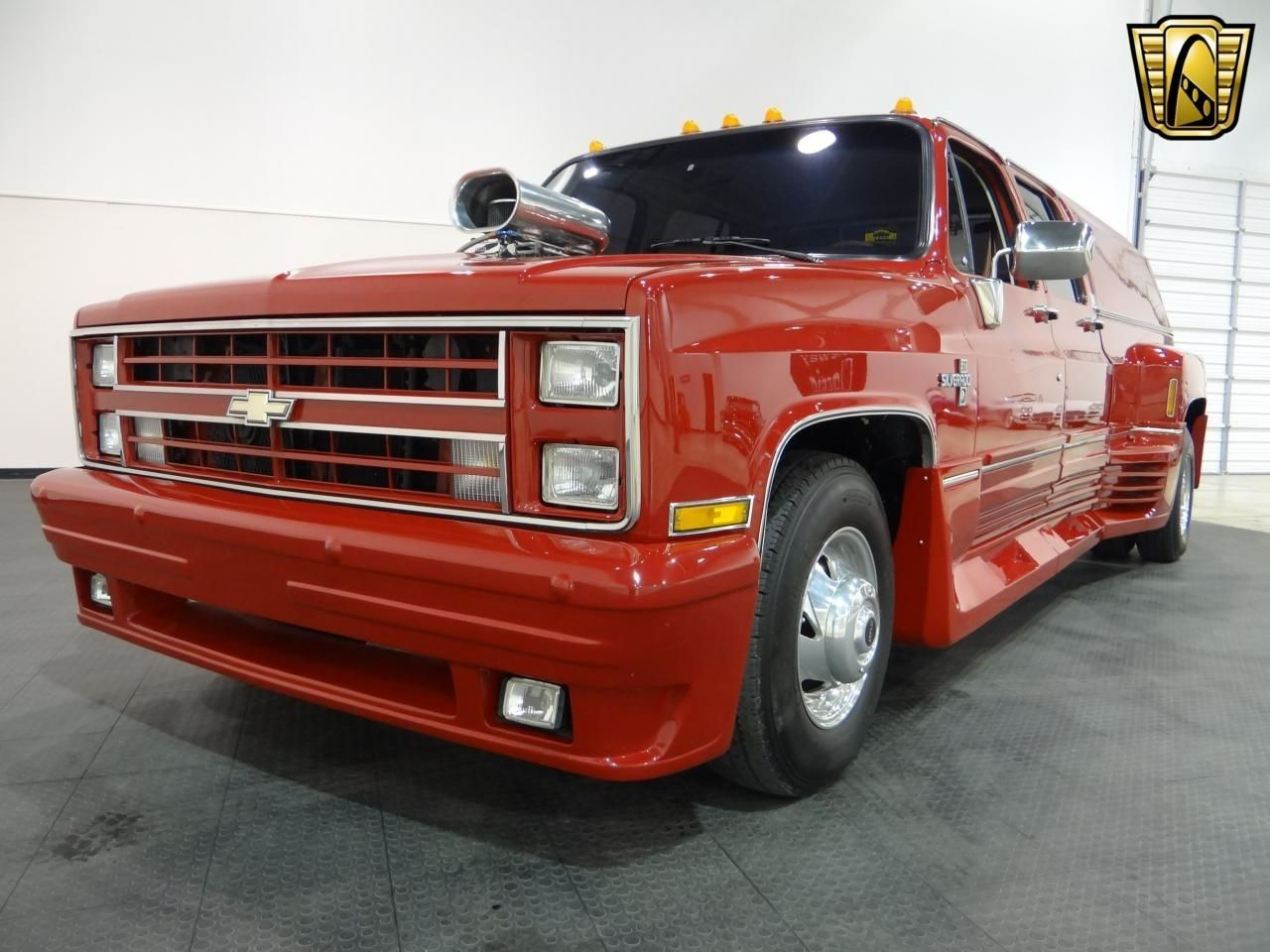 BangShift.com 1987 Chevrolet Dually With A Blown 454 for ...