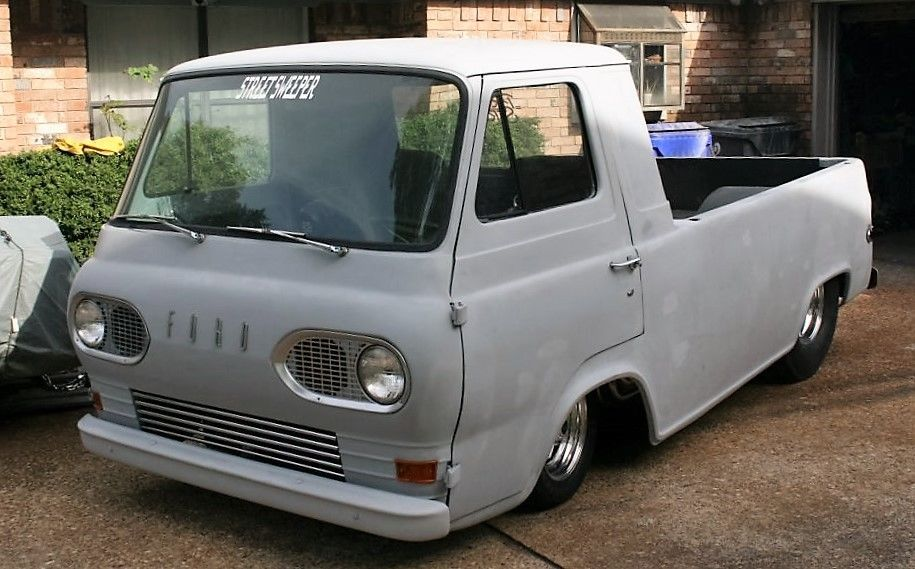 This 1963 Ford Econoline Is Completely Impractical And Perfectly Bitchin'!