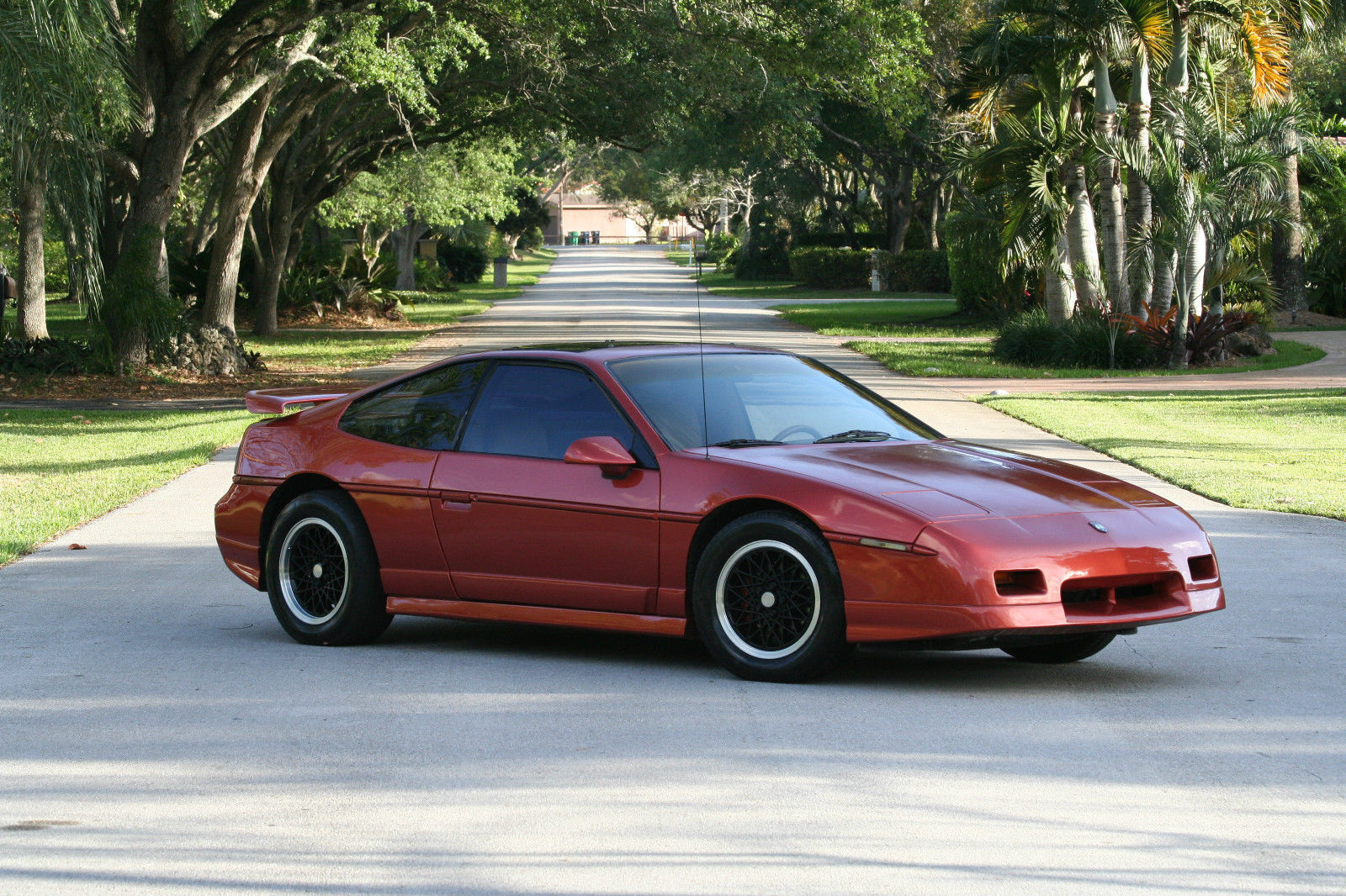 money no object the 1988 pontiac fiero gt as it should have been. Black Bedroom Furniture Sets. Home Design Ideas