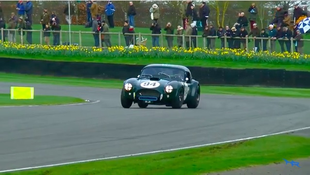 Legends Still In Their Prime: Graham Hill Trophy Racing At Goodwood!