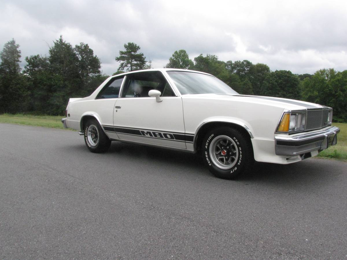 rare malaise performer this 1980 chevrolet malibu m 80 needs a new home and much. Black Bedroom Furniture Sets. Home Design Ideas