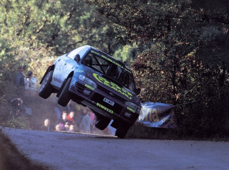 Let Nicky Grist Tell You A Tale About Colin McRae: A Trashed Escort And A Sketchy Jump!