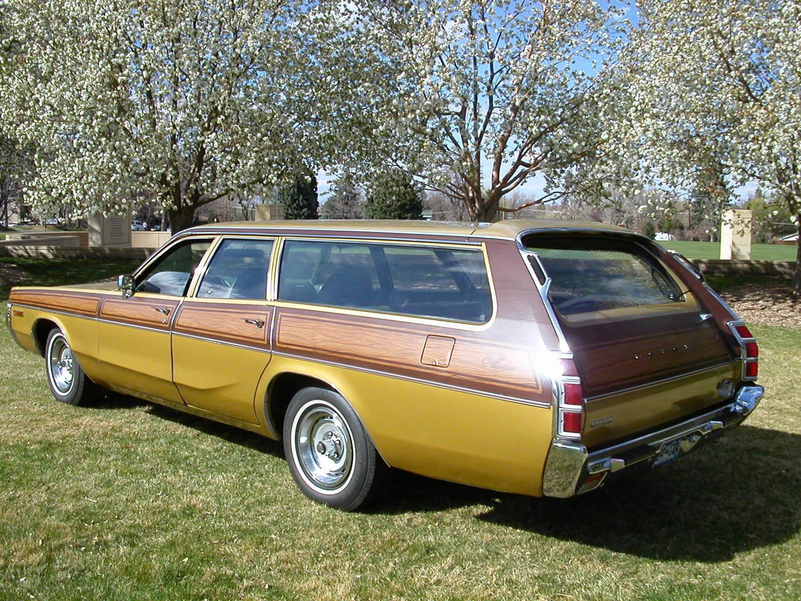 Bangshift Com 1972 Dodge Monaco Station Wagon Ebay For Sale