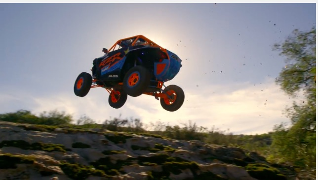 RJ Anderson Is Back With A New Video! XP1K4 Has Jumps, Stunts, And A Wall Of Death!