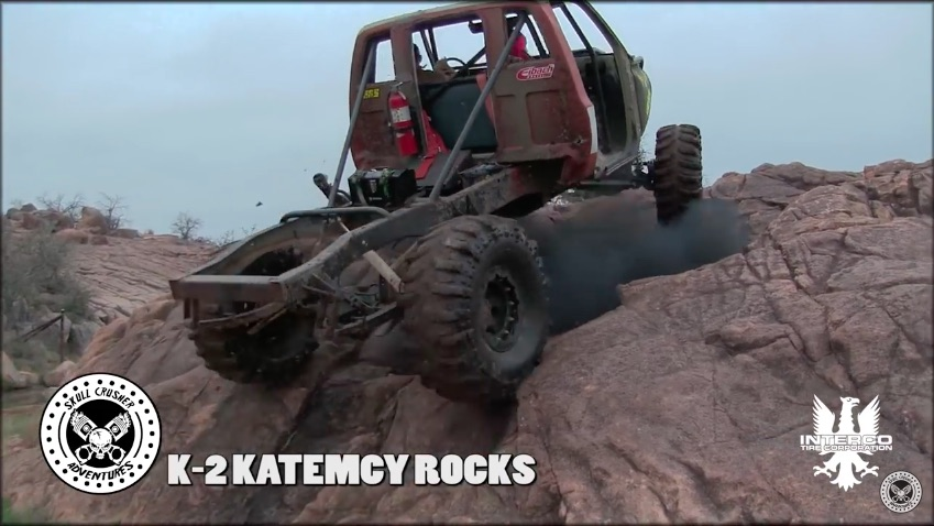 Basic Bad Ass: This K30 Is A Diesel Powered, No Frills, Wheeling Machine – Watch It In Action
