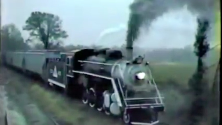 Awesome Story (and video) – The Tourist Line That Accidentally Became The Last Steam Railroad In America – Operated Until 1986!