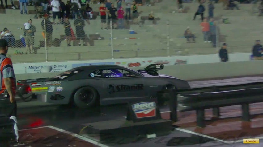 Donkey Stomp Shuffle: Stevie Fast Resets Radial Record, Wins In Quickest Side By Side Pass Ever