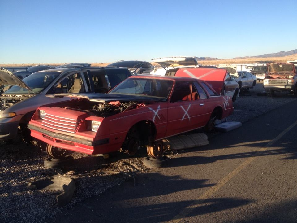 Question Of The Day: What Is It About Junkyards That Works For You?