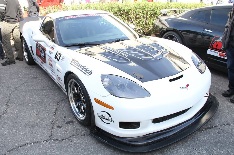 The Super Snoopy Corvette of The Late Todd Rumpke Is For Sale – Has Won OUSCI, One Of Meanest Pro Touring 'Vettes Ever