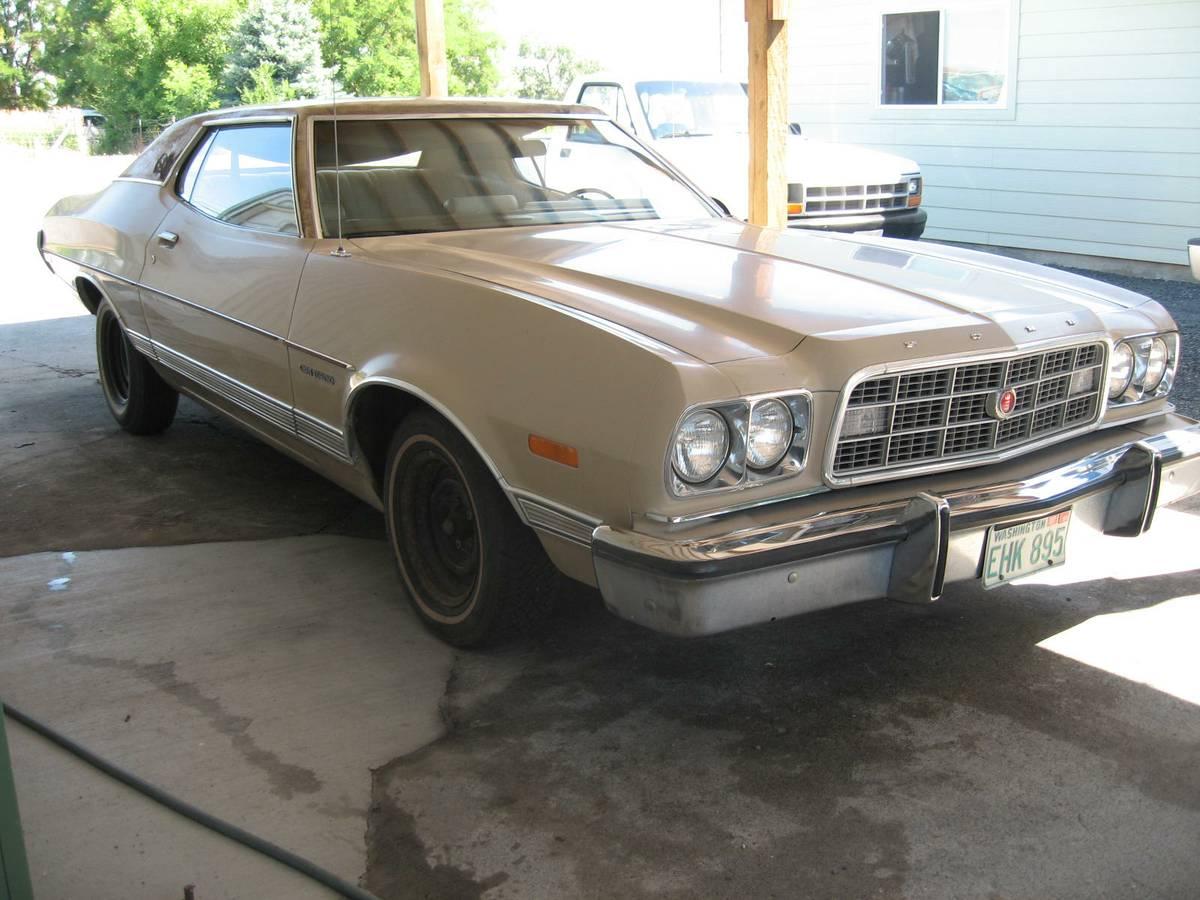 BangShift com Rough Start: This 1973 Ford Gran Torino Hasn't