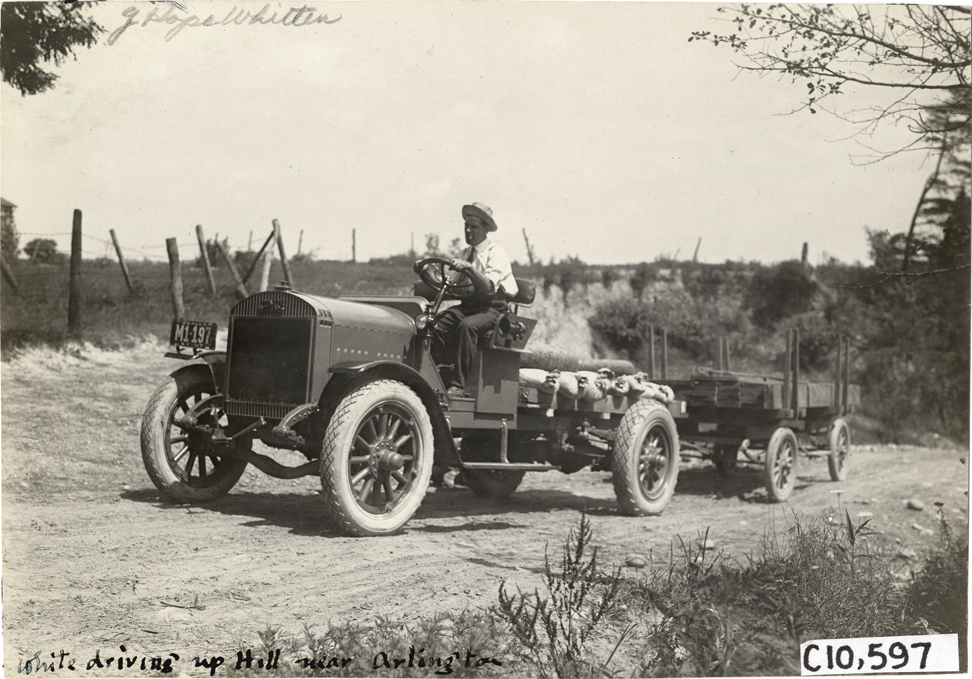 Truckology: We're Back With A Fresh Batch Of 100+ Year Old Trucking Photos!