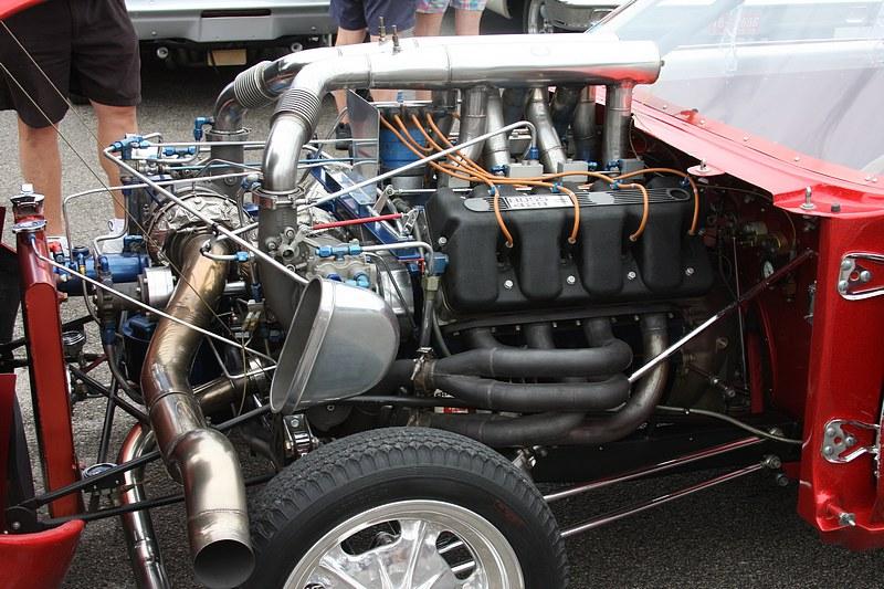 King Boss! Ohio George Montgomery's 1969 Mustang Boss 429 Twin Turbo Gasser