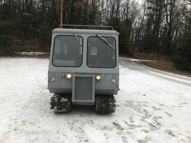 Yes, You Need This M29 Weasel As A Spare Vehicle! Tracks For The Win!