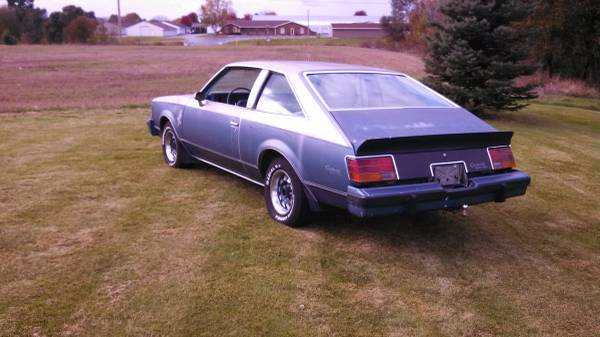You Want Rare? How About A 1978 Buick Century Sport Coupe With A 4-Speed!!!