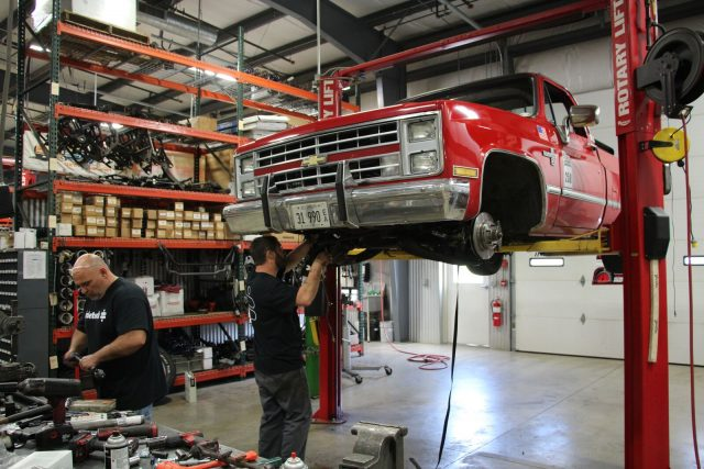 The Golden Ticket: Ridetech Gives Away A StreetGRIP System At Cars N Cones