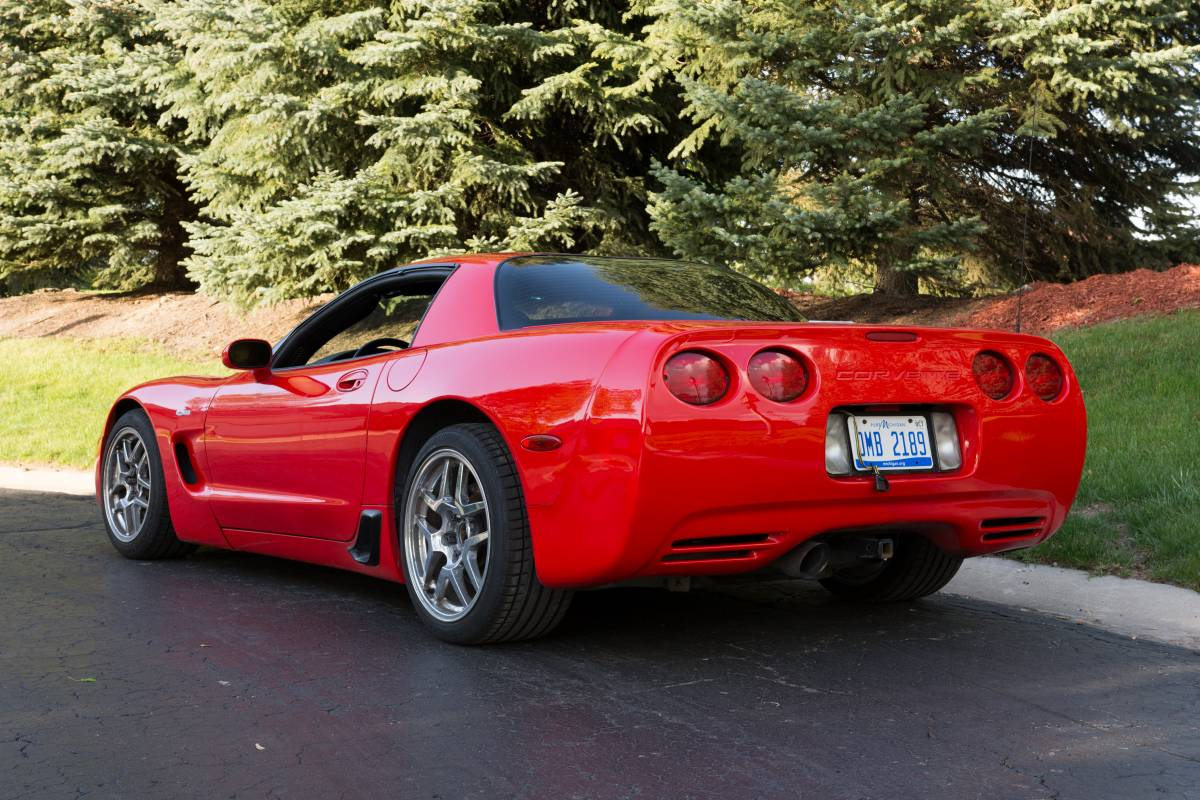 BangShift.com Hilarious C5 Z06 Ad: DO NOT BUY THIS CAR! Read Why, It ...