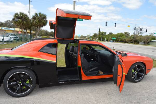 All The Humanity! This 4-Door Late Model Challenger Is Just…Wow