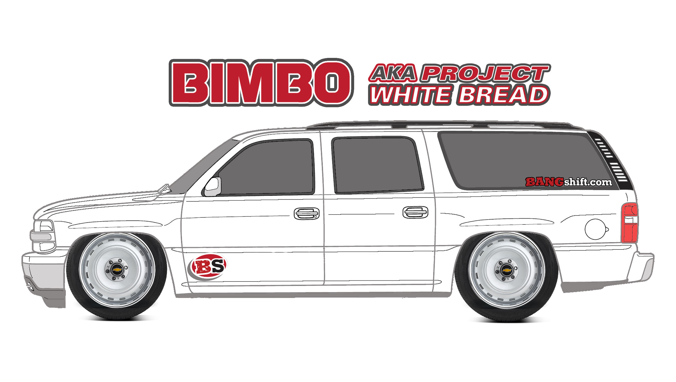 Introducing BIMBO, AKA Project White Bread, Our New Tow Pig Chevrolet Suburban