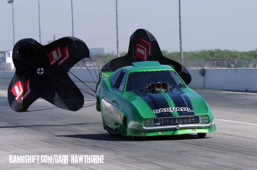 Good Vibrations March Meet – BANGshift's Nitro Funny Car Gypsy Delivers The Odds!