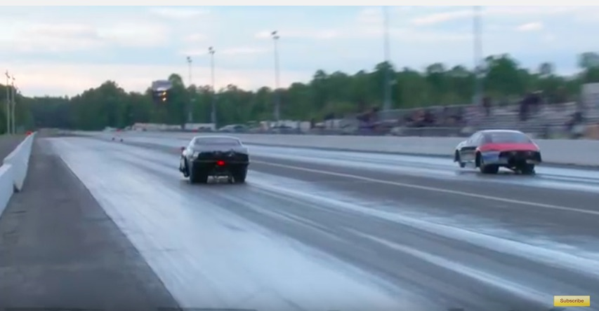 Watch Lizzy Musi Make The Quickest Pro Nitrous Pass Of All-Time Next To Melanie Salemi's Blistering Blown Run