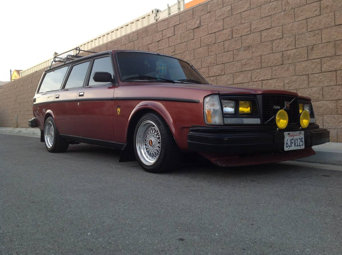 This Is Our Wagon Wednesday LS Swap Candidate In Honor Of This Weekend's LSFest West